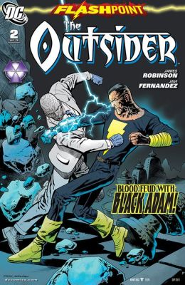 Flashpoint: The Outsider #2 (NOOK Comic with Zoom View)