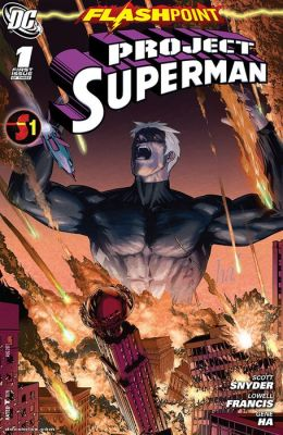 Flashpoint: Project Superman #1 (NOOK Comic with Zoom View)