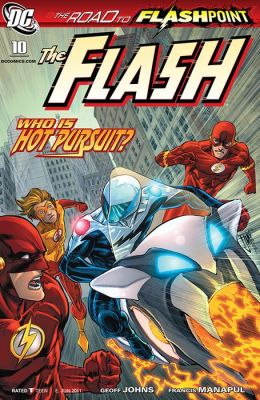 The Flash #10 (2010-2011) (NOOK Comic with Zoom View)