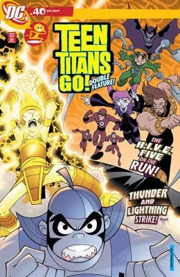 Teen Titans Go! #40 (NOOK Comic with Zoom View)