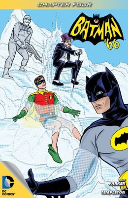 Batman '66 #4 (NOOK Comic with Zoom View)