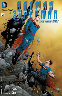Batman/Superman #2 (2013- ) (NOOK Comic with Zoom View)