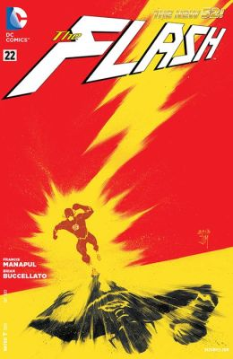 The Flash #22 (2011- ) (NOOK Comic with Zoom View)