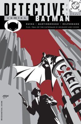 Detective Comics #761 (1937-2011) (NOOK Comic with Zoom View)