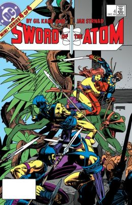 Sword of the Atom #4 (1983) (NOOK Comic with Zoom View)
