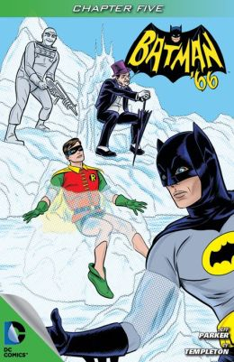 Batman '66 #5 (NOOK Comic with Zoom View)