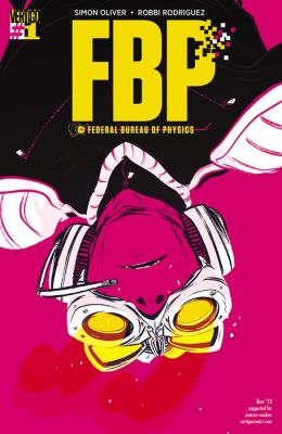 FBP: Federal Bureau of Physics #1 (NOOK Comic with Zoom View)