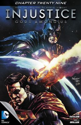 Injustice: Gods Among Us #29 (NOOK Comic with Zoom View)
