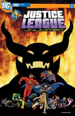 Justice League Unlimited #25 (NOOK Comic with Zoom View)
