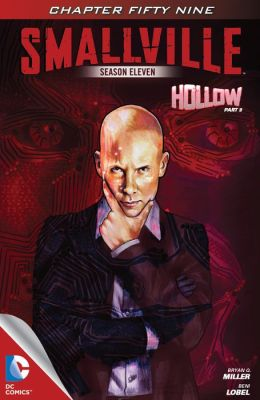 Smallville Season 11 #59 (NOOK Comic with Zoom View)