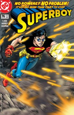 Superboy #76 (1994-2002) (NOOK Comic with Zoom View)