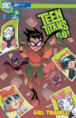 Teen Titans Go! #41 (NOOK Comic with Zoom View)