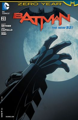 Batman #23 (2011- ) (NOOK Comic with Zoom View)