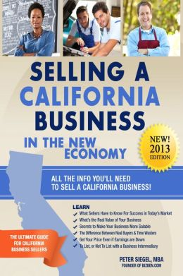 Selling a California Business in the New Economy