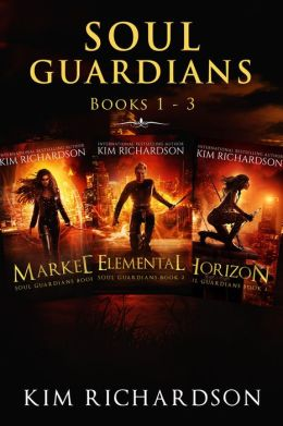 Soul Guardians 3-Book Collection: Marked #1, Elemental #2, Horizon #3