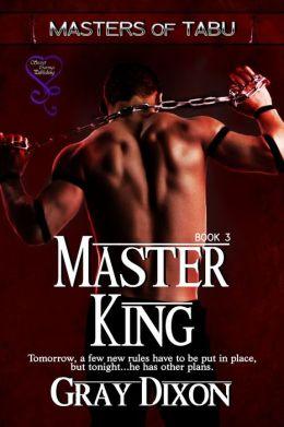 Master King (Masters of Tabu 3)