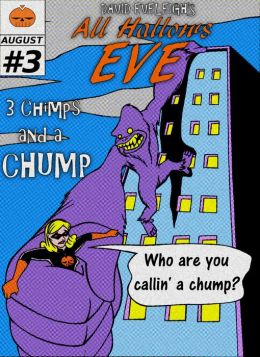 All Hallows Eve: 3 Chimps And A Chump