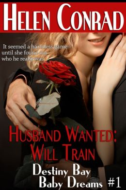 Husband Wanted: Will Train (Destiny Bay~Baby Dreams Book #1)