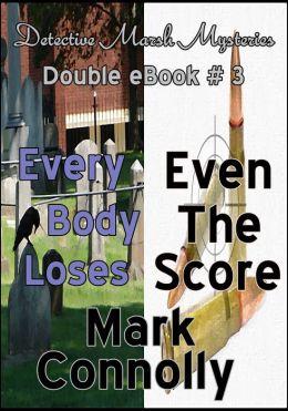 Detective Marsh Mysteries Double eBook # 3