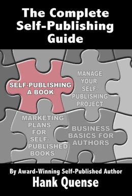 Self-publishing Guides: Self-publishing a Book
