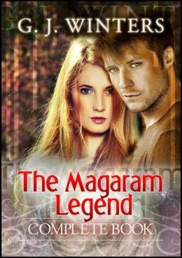 The Magaram Legends: The Complete Book