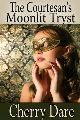 The Courtesan's Moonlit Tryst (A Menage Erotic Romance)