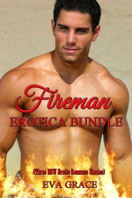 BBW Fireman Erotica Bundle 2 (Three BBW Erotic Romances)