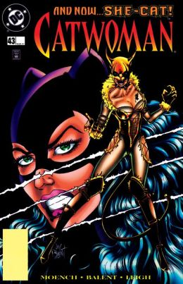 Catwoman #43 (1993-2001) (NOOK Comic with Zoom View)