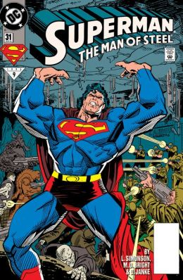 Superman: The Man of Steel #31 (1991-2003) (NOOK Comic with Zoom View)