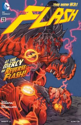 The Flash #23 (2011- ) (NOOK Comic with Zoom View)