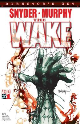 The Wake #1, Director's Cut (NOOK Comic with Zoom View)