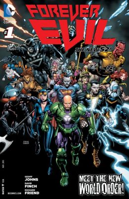 Forever Evil #1 (2013- ) (NOOK Comic with Zoom View)