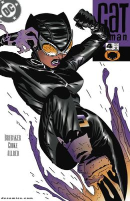 Catwoman #4 (2002-2010) (NOOK Comic with Zoom View)