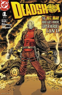 Deadshot #1 (2005) (NOOK Comic with Zoom View)