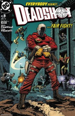 Deadshot #5 (2005) (NOOK Comic with Zoom View)