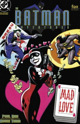 The Batman Adventures: Mad Love #1 (NOOK Comic with Zoom View)