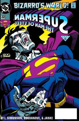 Superman: The Man of Steel (1991-2003) #32 (NOOK Comic with Zoom View)
