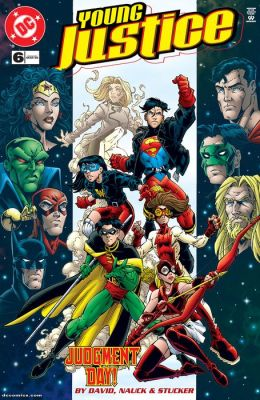 Young Justice (1998-2003) #6 (NOOK Comic with Zoom View)