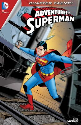 Adventures of Superman (2013- ) #20 (NOOK Comic with Zoom View)