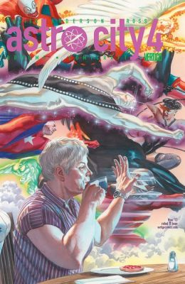 Astro City (2013- ) #4 (NOOK Comic with Zoom View)