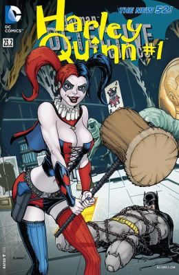 Detective Comics feat Harley Quinn (2013-) #23.2 (NOOK Comic with Zoom View)