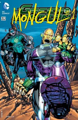 Green Lantern feat Mongul (2011-) #23.2 (NOOK Comic with Zoom View)