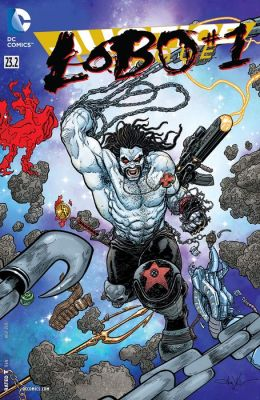 Justice League (2011- ) Featuring Lobo #23.2 (NOOK Comic with Zoom View)