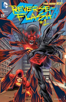 Flash feat Reverse Flash (2013-) #23.2 (NOOK Comic with Zoom View)
