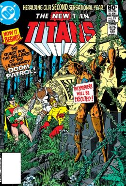 New Teen Titans (1984-1988) #13 (NOOK Comic with Zoom View)