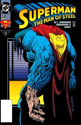 Superman: The Man of Steel (1991-2003) #33 (NOOK Comic with Zoom View)