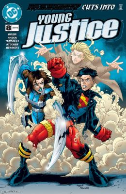 Young Justice (1998-2003) #8 (NOOK Comic with Zoom View)