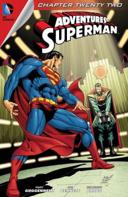 Adventures of Superman (2013- ) #22 (NOOK Comic with Zoom View)