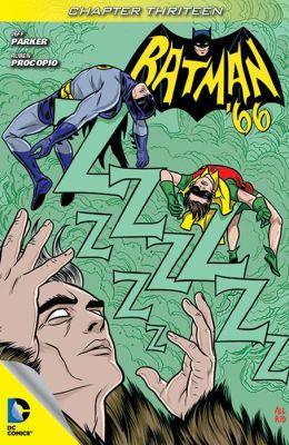 Batman '66 #13 (NOOK Comic with Zoom View)