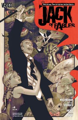 Jack of Fables #2 (NOOK Comic with Zoom View)